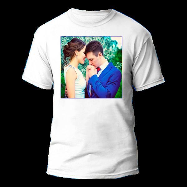 Тениска със снимка по поръчка