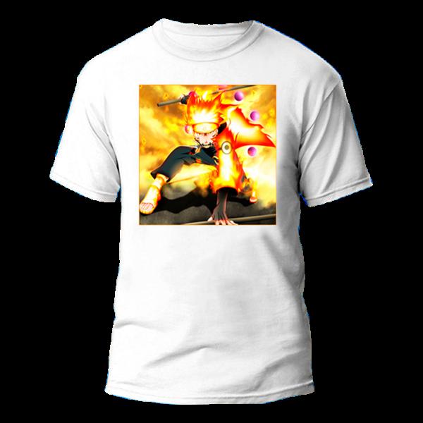 Тениска Наруто